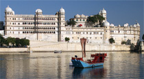 Royal Palace, Udaipur, Rajasthan