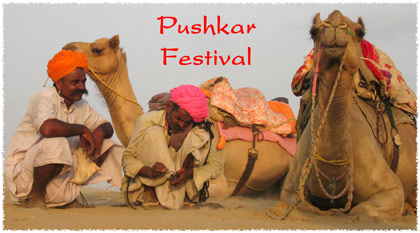 Pushkar Festival, Rajasthan, India
