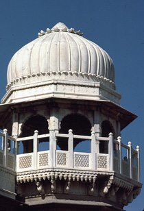 Cupola.typical Rajasthani architecture